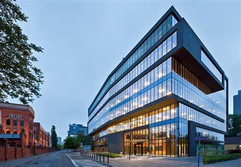 house office office building at grzybowska street grupa 5 architekci