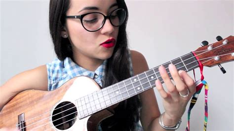 ukulele tutorial all about that bass meghan trainor all about that bass ukulele cover