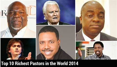 top 10 richest pastors in the world 2014 bishop oyedepo tops the list breaking