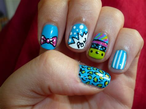 nail design how you can do it at home