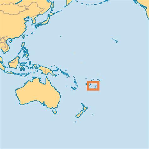 tonga on a world map tonga operation world
