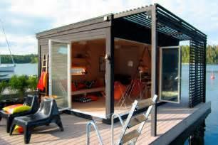 pre built guest cottage