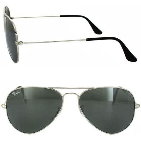 Kacamata Rayban Aviator Silver Mirror Mali4815 rayban sunglasses aviator 3025 w3275 silver grey mirror ebay
