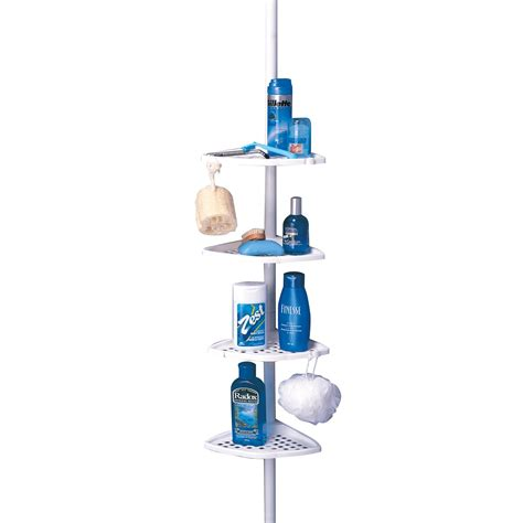 Shower Poles by Better Living 700 Ulti Mate Bath And Shower Pole Caddy Lowe S Canada