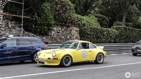 Porsche 911 Carrera Rsr by Porsche 911 Carrera Rsr 2 8 8 August 2016 Autogespot