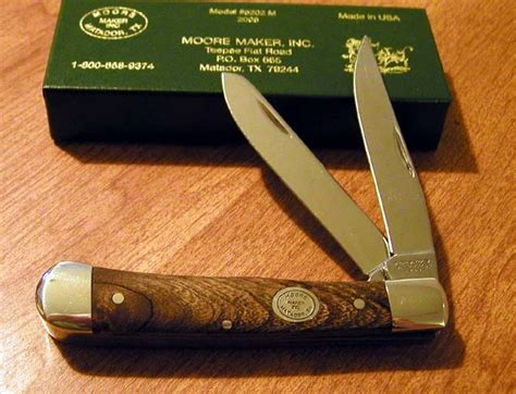 maker of knives maker knife shop collectibles daily
