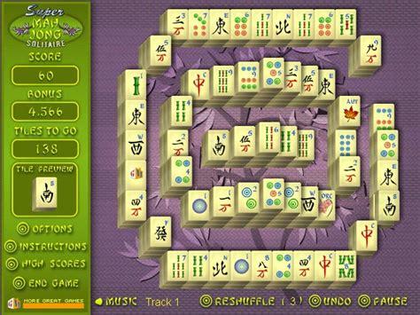 mahjong games super mahjong download free super mahjong full download