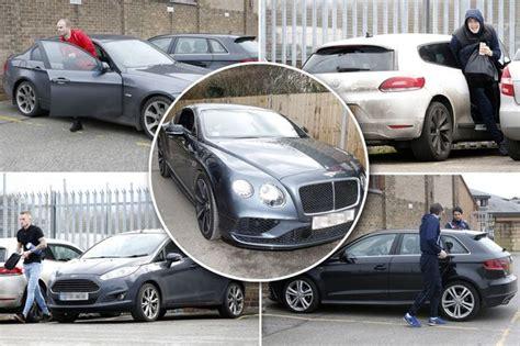 alexis sanchez clean cars alexis sanchez s 163 150 000 bentley worth more than whole of