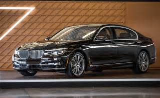 2016 bmw 7 series black 8369 cars performance reviews