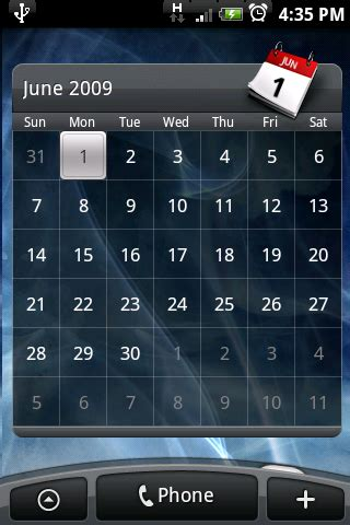 S Calendrier Android I5800 Recherche Calendrier Htc Androphones Samsung