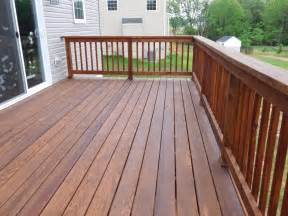 deck to deck deck staining royersford deck painting sealing washing