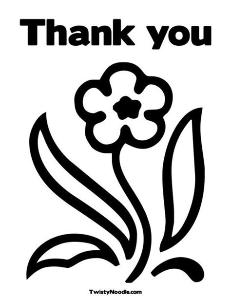 coloring pages saying thank you free coloring pages of saying thank you