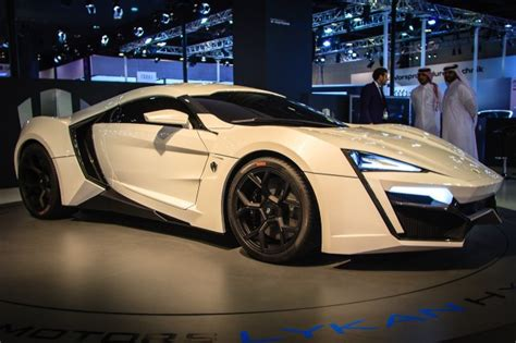 Most Expensive Production Car by New Most Expensive Production Car In The World The W