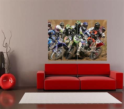 dirt bike home decor 17 best images about vance s room on pinterest