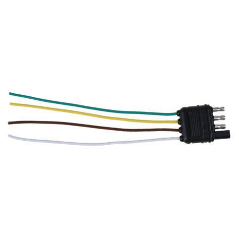 trailer wiring harness 7 pin 7 pin wire colors elsavadorla