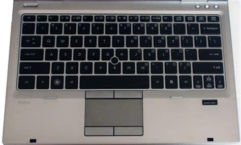 Keyboard Hp Elitebook 2560p Hp Elitebook 2560p Review Computershopper