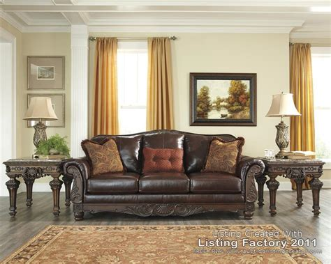 north shore sofa set impressive north shore sofa set 3 ashley north shore