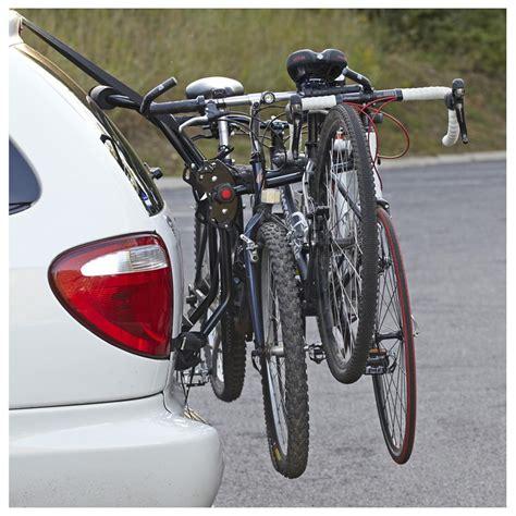 Highland Universal Bike Rack by Highland Axis 3 Bike Trunk Mount Bike Rack 232761