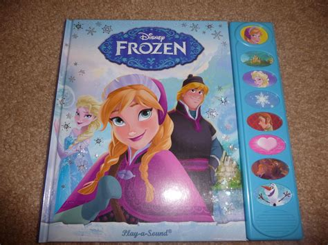 frozen picture book elsa s disney frozen book set