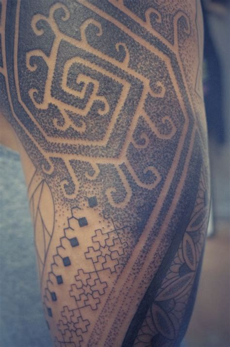 tribal tattoos san diego by gemma pariente circle san diego