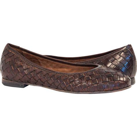 Flatshoes Ballerina Brown flat shoes brown 28 images chocolate brown suede