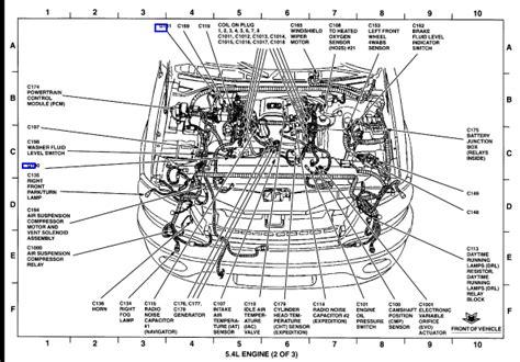 lincoln navigator relaythe fuse panel  hood