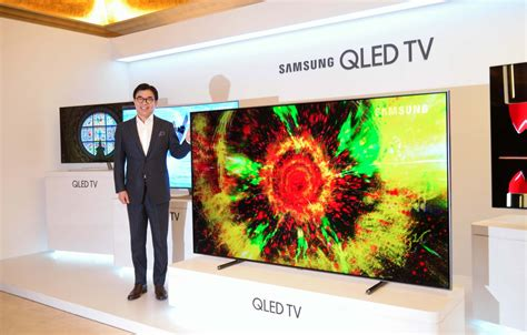 Tv Qled samsung qled tv 2017 dirilis di korea