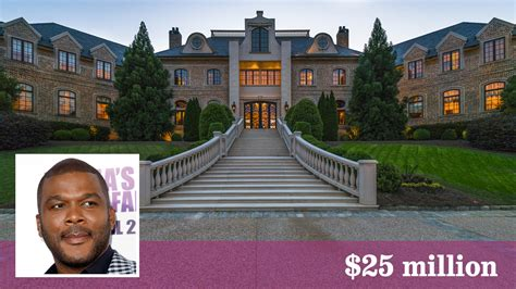 tyler perry s house tyler perry puts supersized estate in atlanta up for grabs at 25 million la times