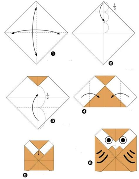 Origami Figures - 17 best ideas about simple origami for on