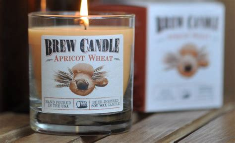 smells like home candles brew candles smell like beer cool material