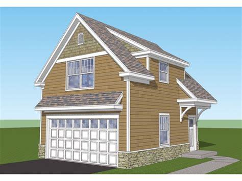 car garage and studio apartment hwbdo craftsman plan plans apartments interior