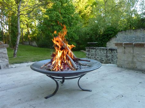 Pics Of Foyers Fire Bowl Coupe 224 Feu Lounge Brasero Dit Gai De Grez