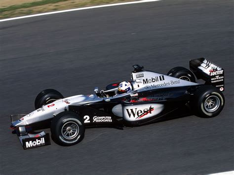 1999 west mclaren mercedes f1 colours