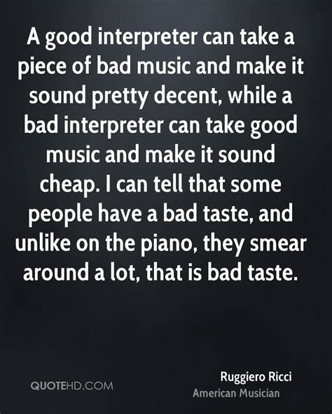 take a bad song and make it better ruggiero ricci quotes quotehd