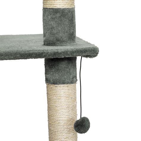 tiragraffi a soffitto tiragraffi per gatto a soffitto albero gatti gioco