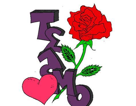 coplas de rosas y con dibujo dibujo de rosa pintado por vero2002 en dibujos net el d 237 a