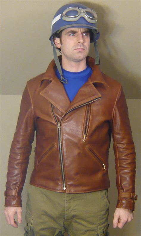 Capt America Jacket captain america leather jackets jackets