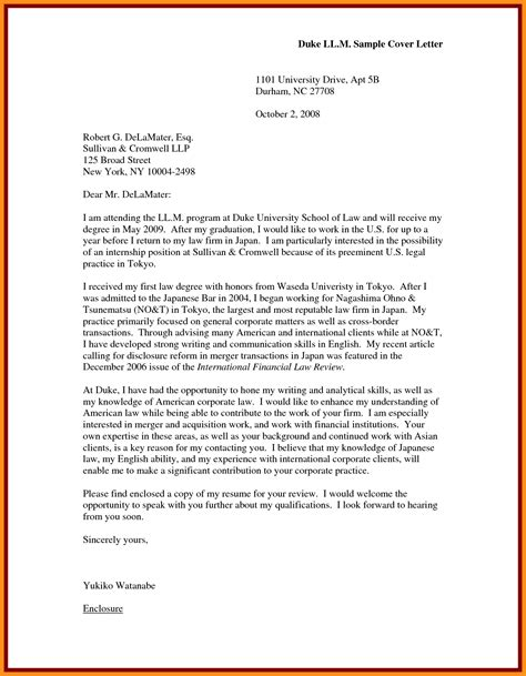 Duke Cover Letter by Duke Cover Letter Driver Cover Letters Representative Sle Resume