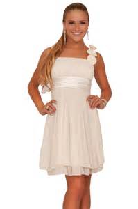 Empire flowy cute teen evening prom party dress hotfromhollywood com