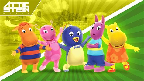 Backyardigans Backyard Triyae Backyardigans Various Design