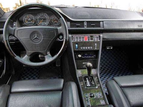 W124 Interior mercedes w124 e60 amg limited edition japan benztuning