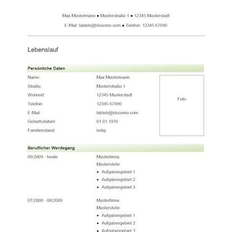 Lebenslauf Vorlagen Tabellarisch Vorlage 45 Tabellarischer Lebenslauf