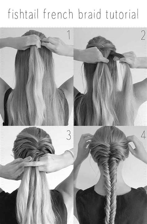 how to french braid hair step by step long hairstyles cute easy hairstyles for older women hairstyle tutorial