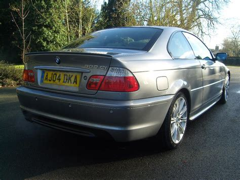 Used 2004 Bmw E46 3 Series 98 06 320ci Sport For Sale In
