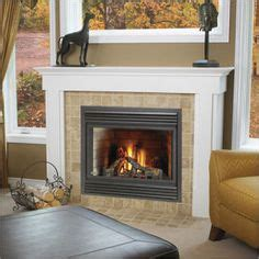 Turning A Gas Fireplace by Fireplace Surround With A Slate Style Porcelain Tile