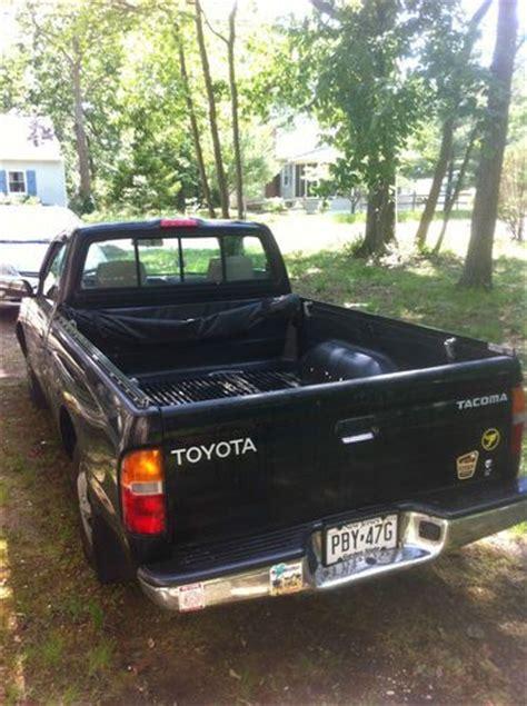 1998 Toyota Tacoma Manual Sell Used Toyota Tacoma 1998 Rwd Manual Up