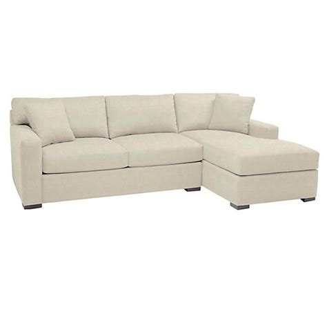 z gallerie jackson chaise sofas sectionals sectional with chaise at z