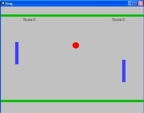 membuat game java sendiri membuat game dengan game maker ping pong game jin