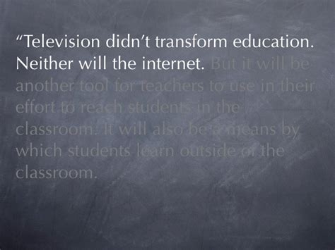 technology and education quotes like success