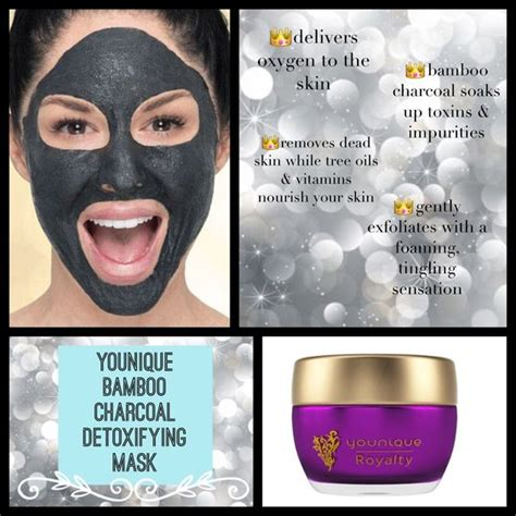 Younique By Marta Detox Mask by Charcoal Mask Younique And Charcoal On